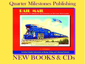 Quarter Milestones Publishing - BOOKS and CDs