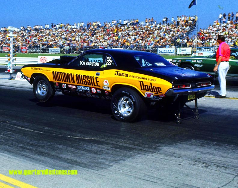 Pro Stock Challenger : Missile challenger pro stock unlawfl s race engine